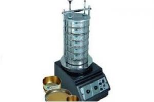 Agitador eletromagnético para seis peneiras  Bertel