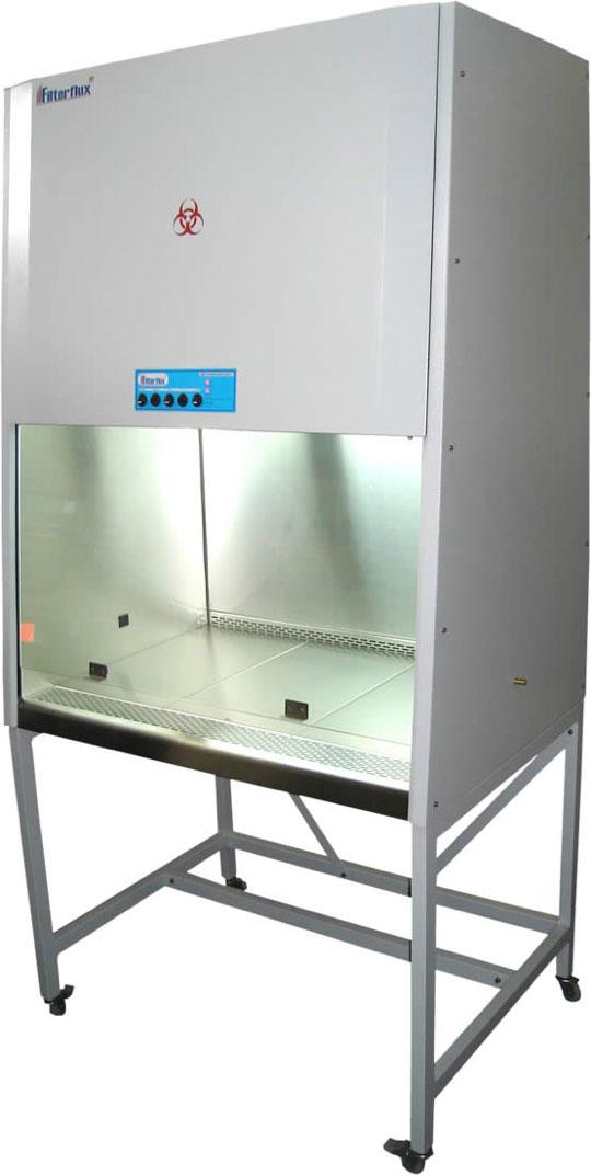 Capela Fluxo Laminar FLV/656/3 filter Flux