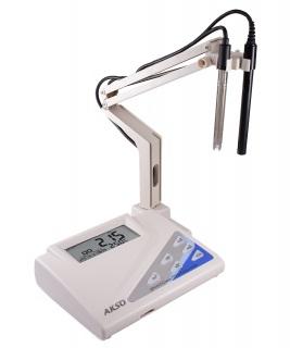 Medidor multiparametro ph/mv/tds/Ec/Nacl AK151
